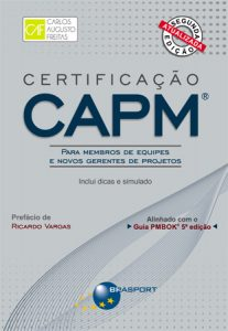 Imagem do livro CAPM segunda edição